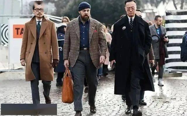 提升男人味必学的'粗糙绅士'穿搭指南 用西装搭出粗犷型男魅力 爸爸 第3张