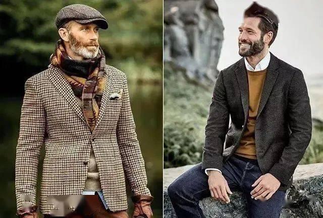 提升男人味必学的'粗糙绅士'穿搭指南 用西装搭出粗犷型男魅力-家庭网