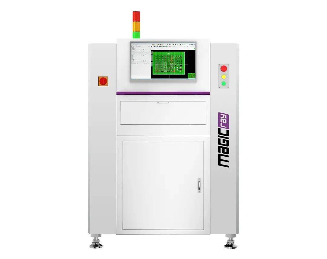 心博天下以及半导体封装自动光学查抄机——S1000
