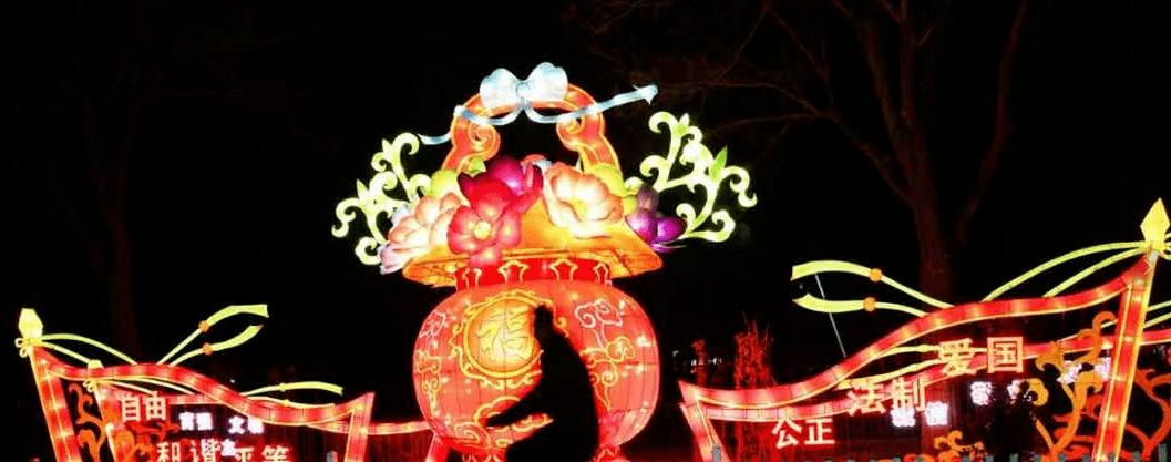山西省各地张灯结彩迎新春!  第5张