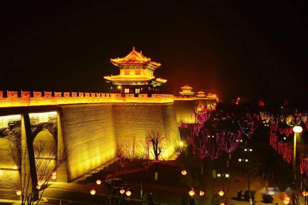 中国年在忻州:忻州古城真红火  第47张