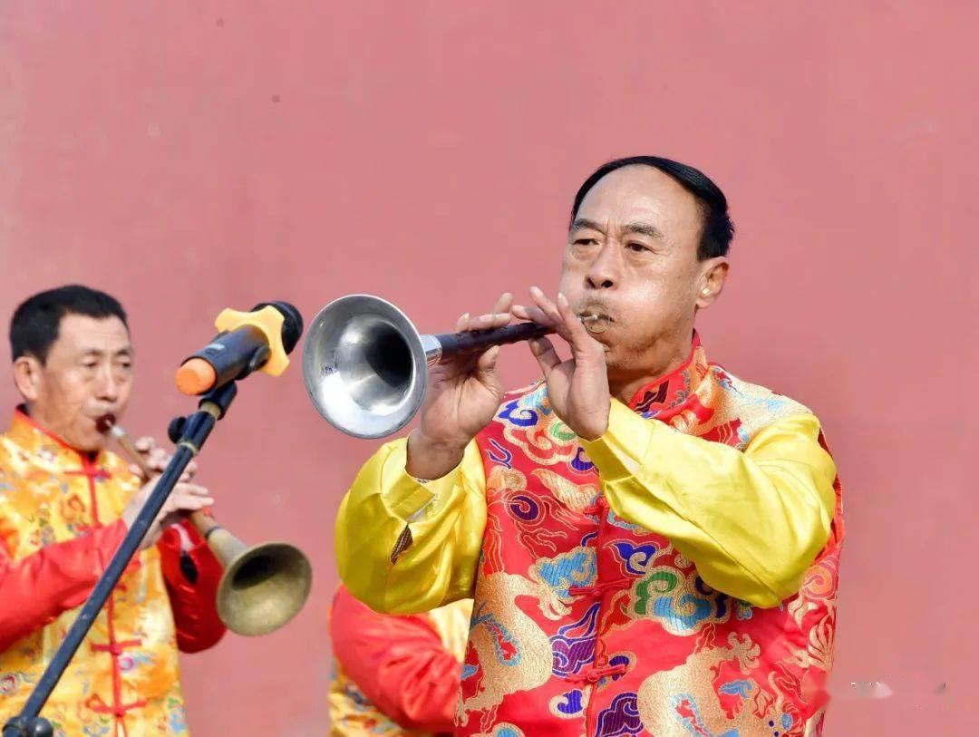 中国年在忻州:忻州古城真红火  第4张
