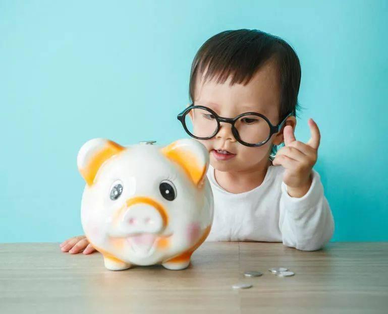 别再套路孩子的压岁钱了!你可能错过一个潜在的理财高手!