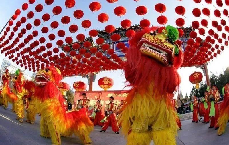 寿阳周边:庙会、灯展、集市!原来这么多春节活动!  第9张
