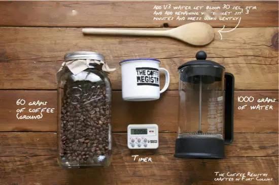五种咖啡制作方法,你最爱哪种? 博主推荐 第6张