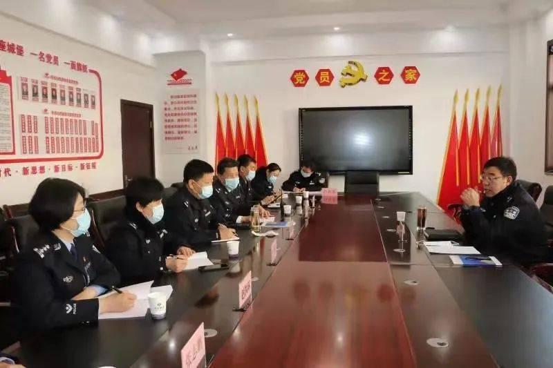 局领导春节期间对基层单位进行检查慰问  第6张