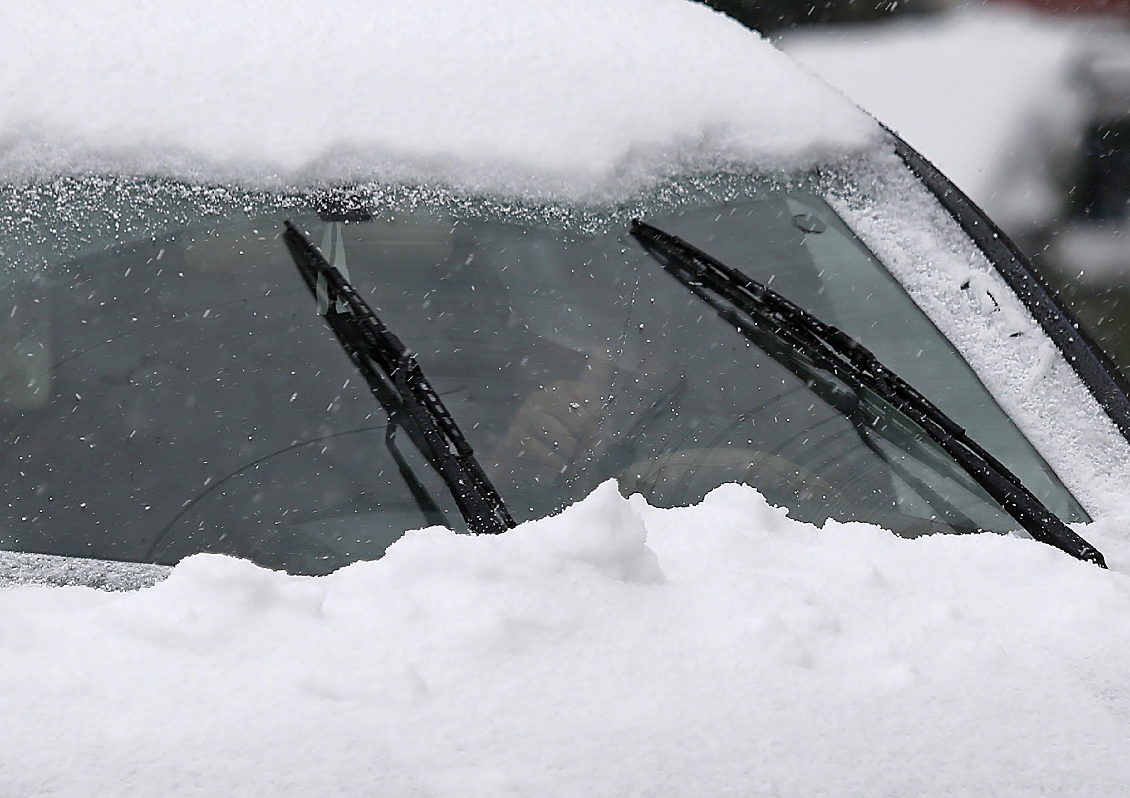 暴风雪袭击黎巴嫩部分地区