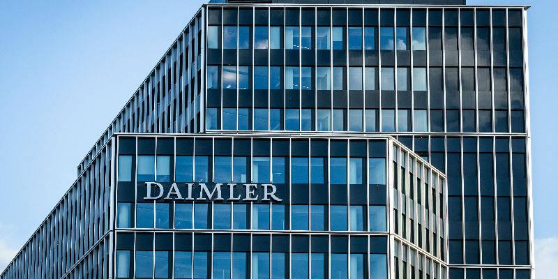 戴姆勒2020年净利润增长48%。五年降低成本计划已经生效