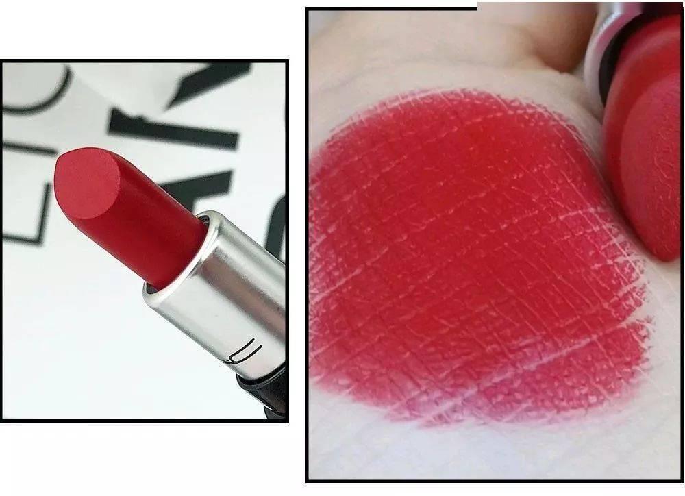 MAC口红人气最高的10个颜色!巨显白超百搭,每支限时79元!