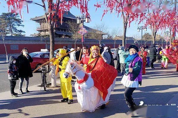 【新春走基层】乐享传统民俗盛宴 品味欢乐大同年  第2张