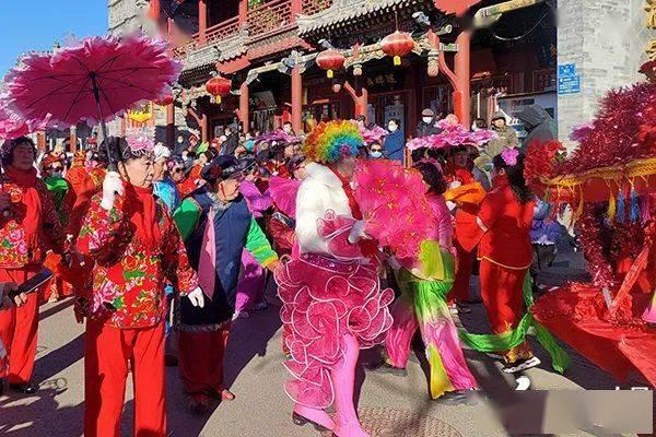【新春走基层】乐享传统民俗盛宴 品味欢乐大同年  第5张