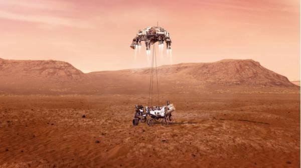 Nasa 火星