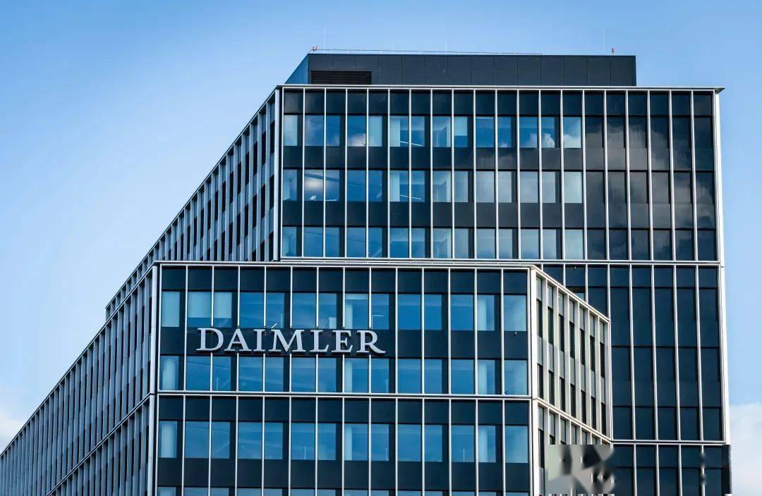 戴姆勒集团对2021年充满信心