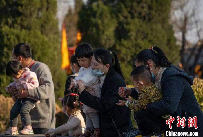 """""""华人老家""""山西洪洞大槐树民俗文化引客来 迎近郊亲子游高峰  第2张"""