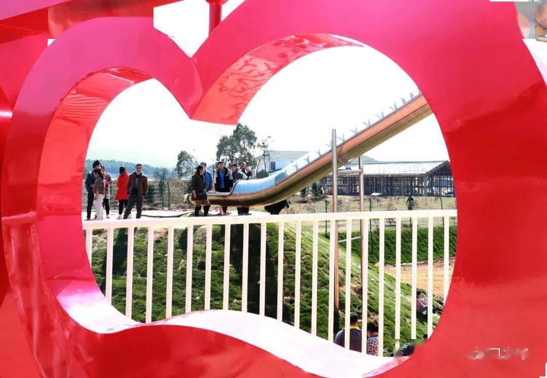 春节:湖口这个休闲园区每日游客超万人,成为假期出游的好地方。