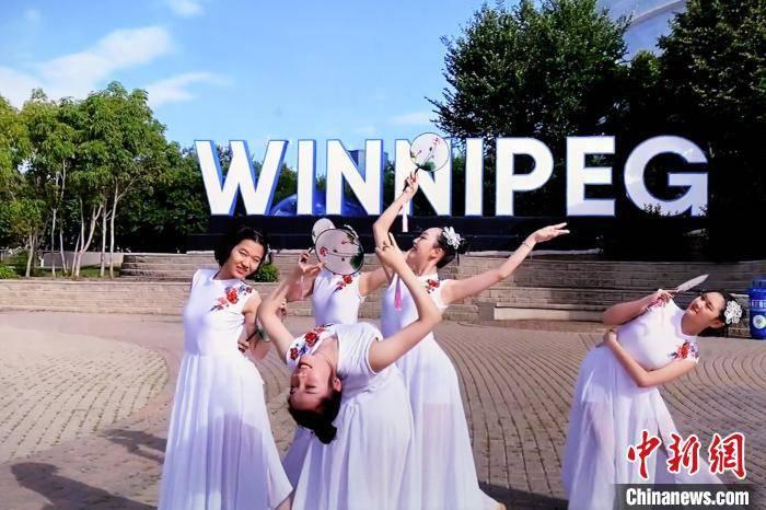 """""""文化中国·华星闪耀""""2021加拿大春节晚会上线直播"""