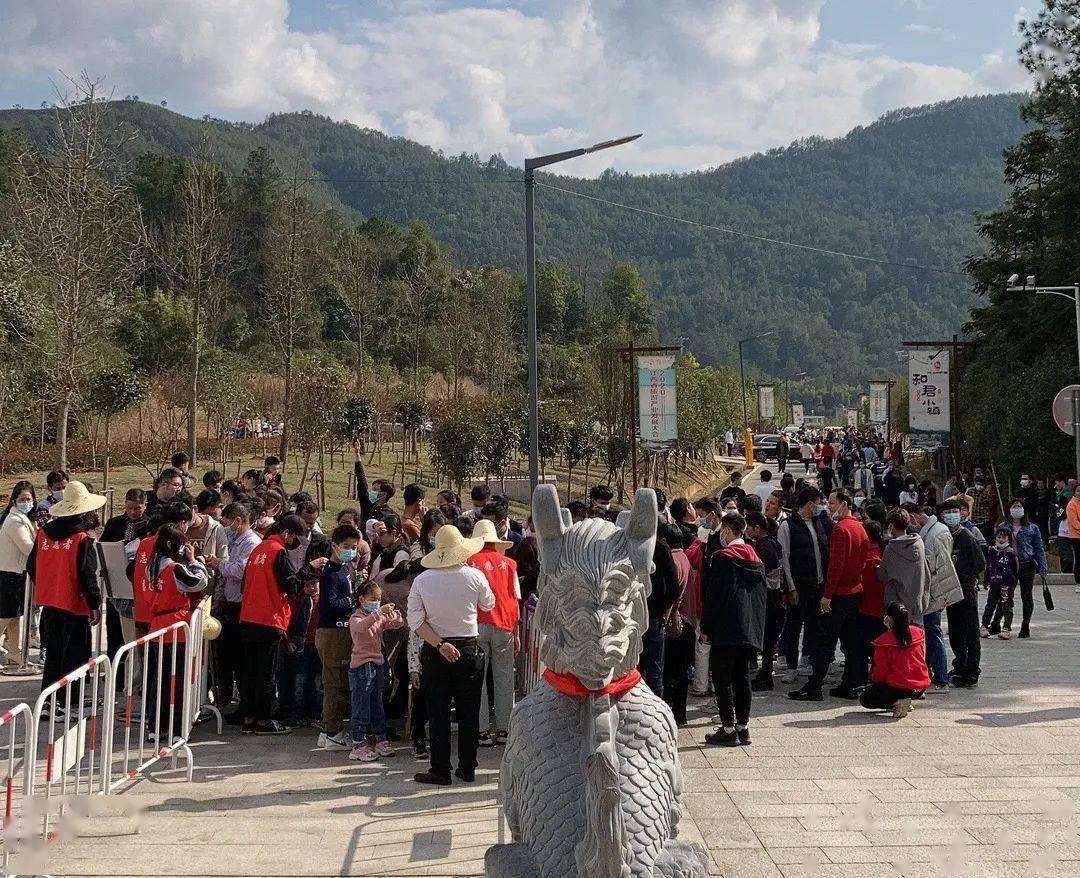 会昌春节旅游成绩单出炉!最受欢迎的景区是...