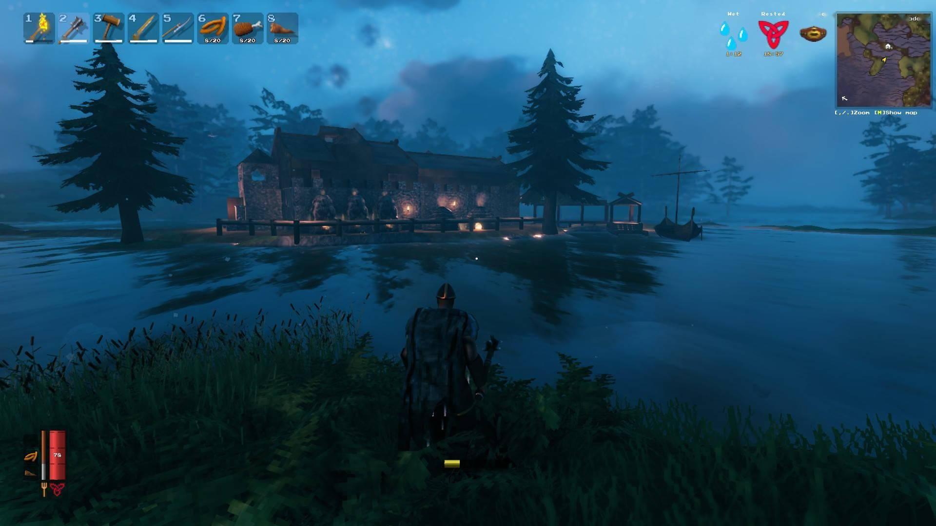 玩家在《英灵神殿》中还原《星球大战》千年隼号