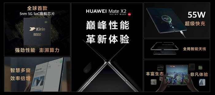 华为Mate X2发布,折叠屏新时代的完美之作?的照片 - 9