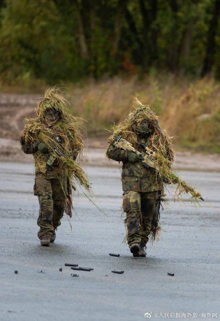 德国特种部队成员在美被误认为恐怖分子 险些引发外交冲突