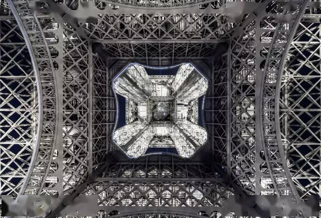 不一样的巴黎 特别的美