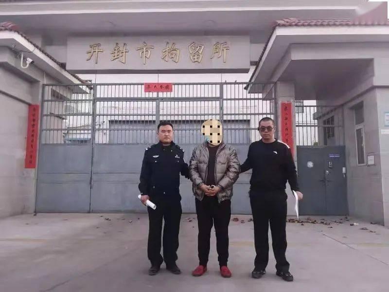 河南一男子盗窃他人手机,最后被民警抓了!