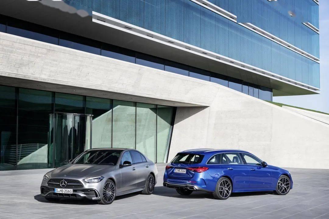 新的梅赛德斯-奔驰c型轿车是世界一流的:更智能,更像S级