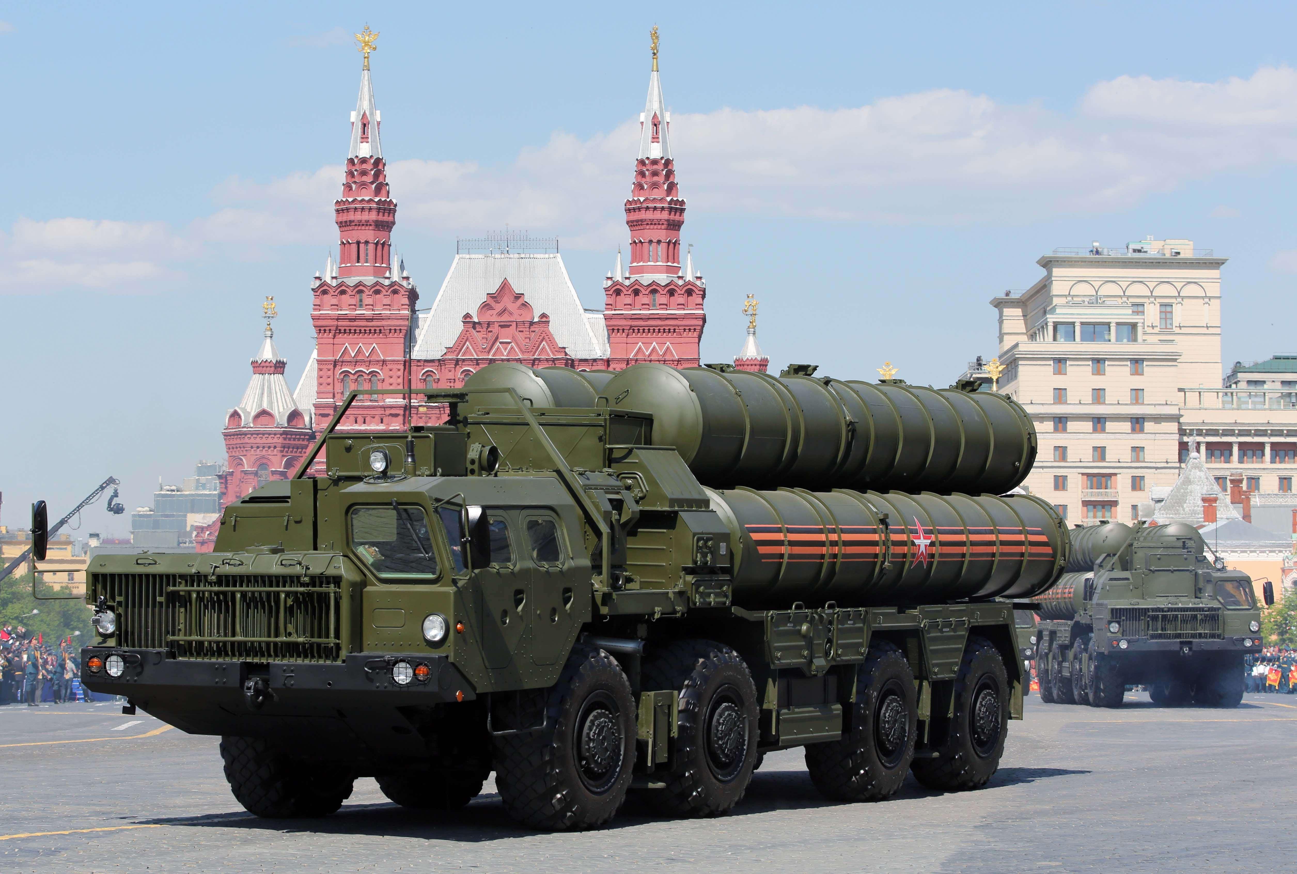 俄罗斯最新的防空导弹系统进入俄罗斯远东的战斗任务