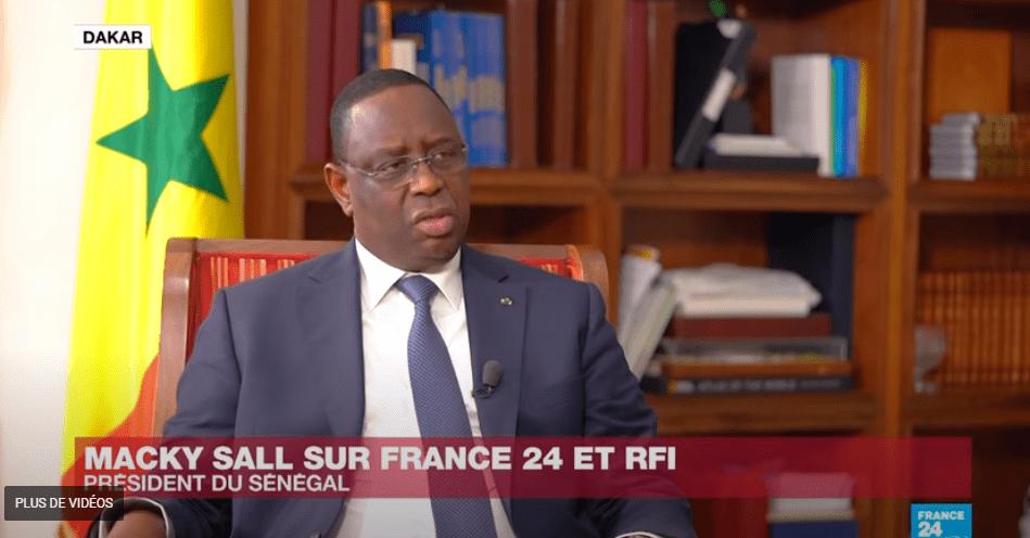 塞内加尔总统:不能眼看着发达国家有疫苗,我们转向了中国