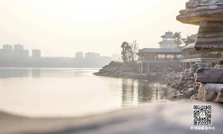 """汉丰湖景区新航线来了!""""开州故城船舶航线""""将于3月1日试运行"""