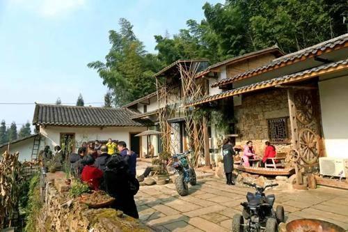 寻找诗和远方,今年渝北区将新建50家旅游民宿