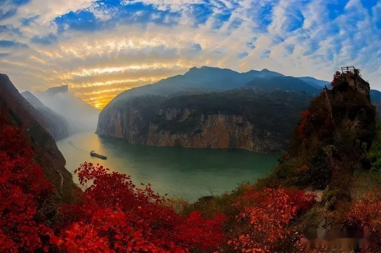 樱花动漫:千古三峡,穿透岁月的激情,一个遥远而神奇的地方 网络快讯 第2张