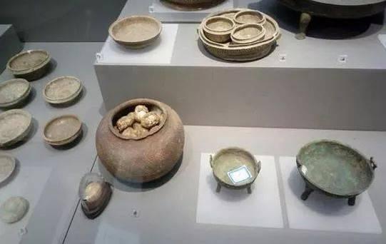 江苏出土2800年前的鸡蛋,真想尝尝鲜啊~