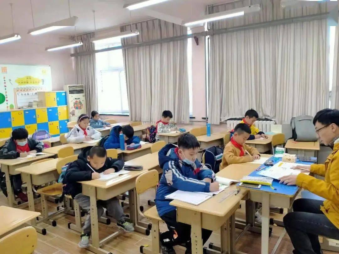 【五三托管服务】校内托管活动,多元化服务暖人心