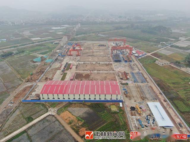 南渝高速铁路和渝州梁厂试生产