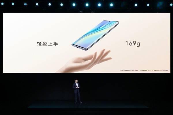 荣耀V40轻奢版正式发布!轻薄超曲机身、2999元起的照片 - 10