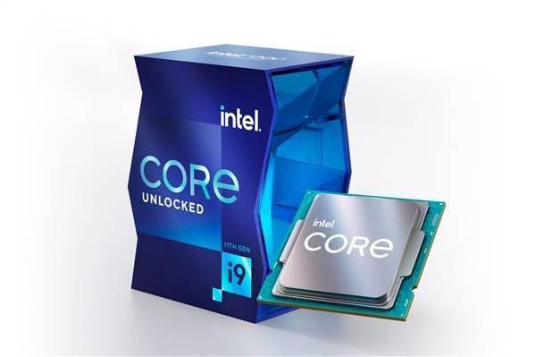 Intel 11代旗舰i9-11900K提前到手!波浪形包装盒吸睛的照片 - 2