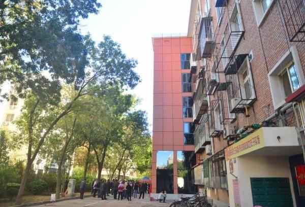 城事   天津这些小区要加装电梯啦!                                   图2