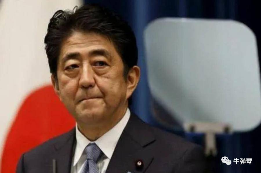安倍又使壞了,暴露了日本的真實野心? _中國