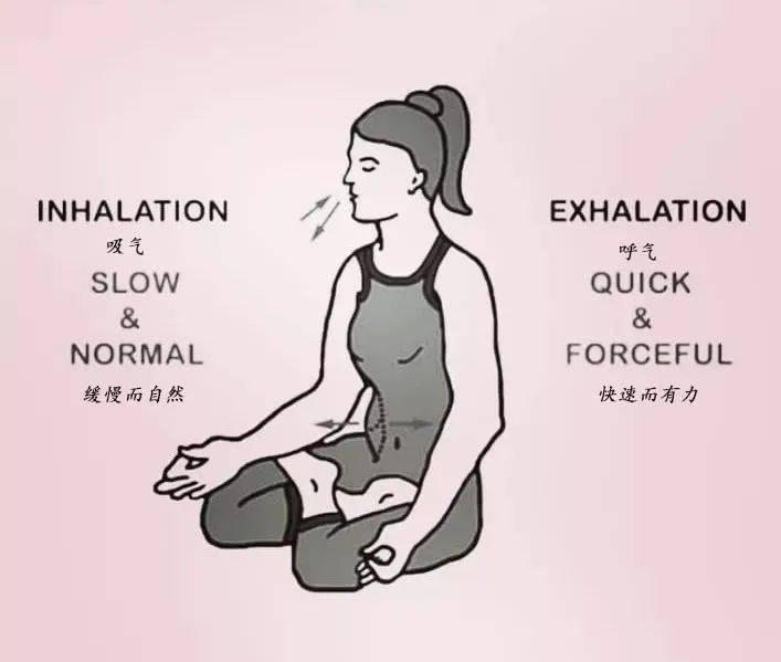 练瑜伽,如何激活&练习膈肌?这3个呼吸小方法很好用!_腹部