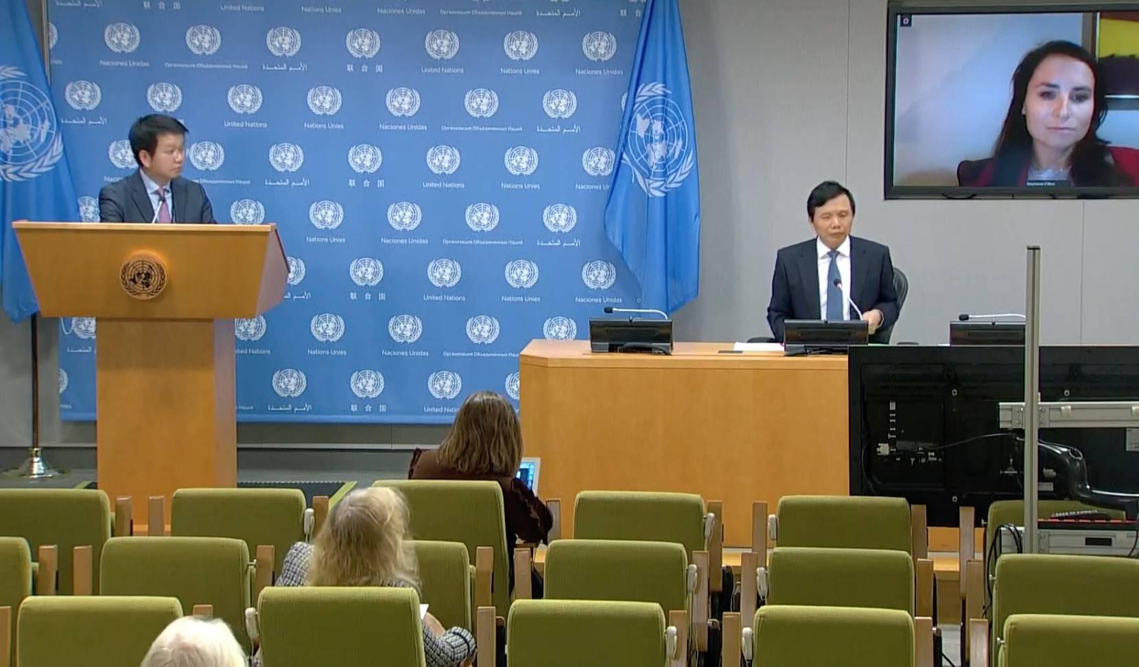 越南接任安理会轮值主席:反对单边制裁缅甸