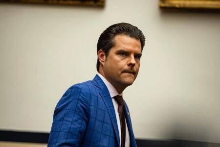 美议员涉嫌付费与17岁少女发生性关系被调查,美媒:他在国会山可能待不久了