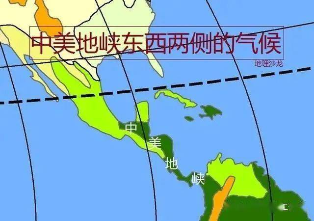 【地理探究】不说不知道,世界上居然还真有热带海洋性气候,而且只存在这几个地方!!!  第13张
