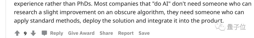 机器学习内卷化:博士数量激增,本硕毕业生有点慌 | reddit热议