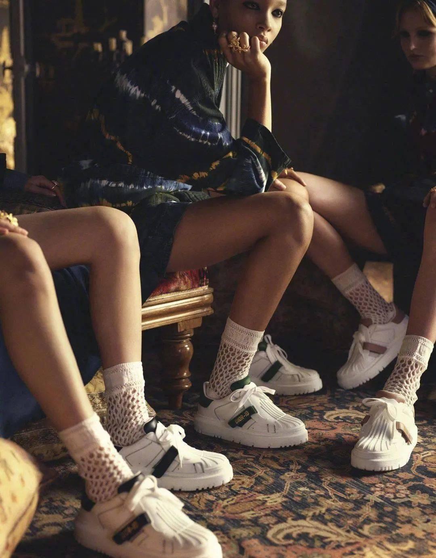 2021最好看的小白鞋上新!