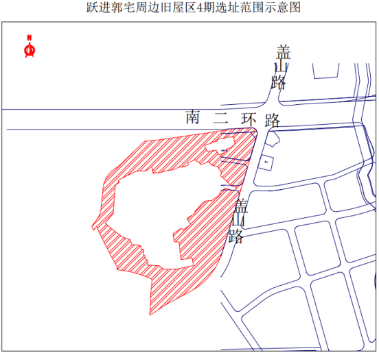 仓山启动大面积征地!征收上百公顷地块!附征地红线图!  第14张