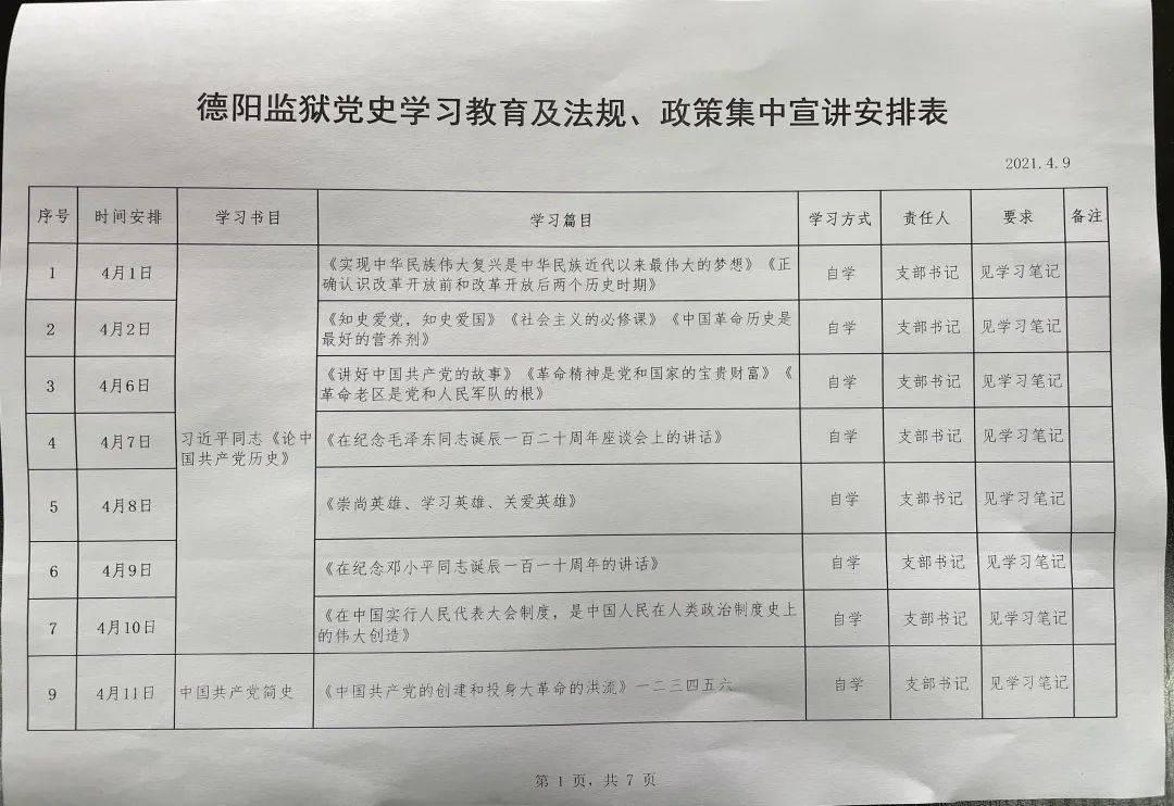 队伍教育整顿专刊(二十二)丨四川省德阳监狱召开队伍教育整顿推进会