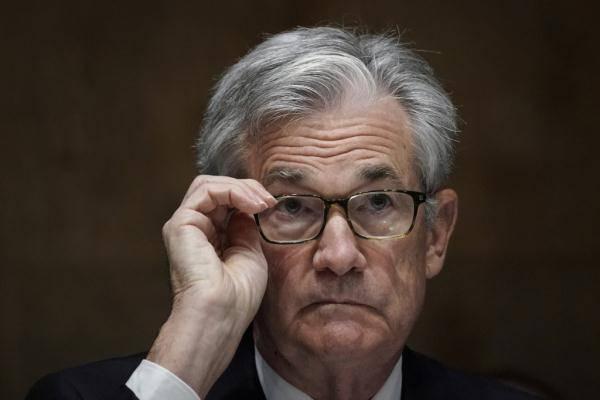 美联储主席:若美国急于重启经济,确诊人数将再度激增