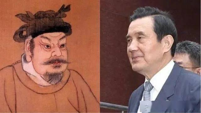 """""""赵、马原来是一家""""马英九自曝是战国名将赵奢后代"""