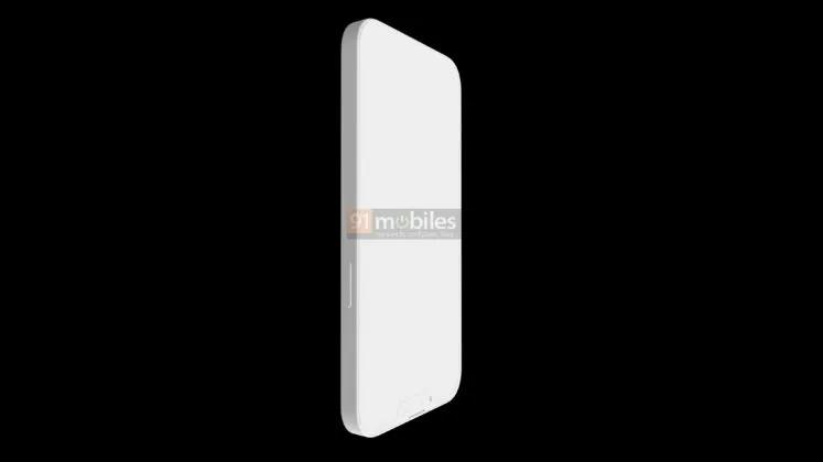 iPhone 13 Pro最新渲染图:四年来最大升级 窄刘海 微缝听筒的照片 - 6